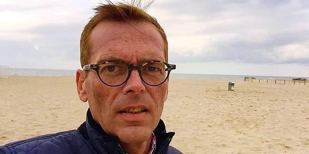 Pierre Pinte sera tête de liste MR à Tubize - La DH