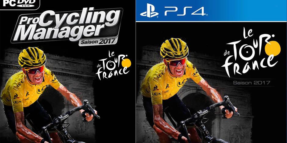 CONCOURS: remportez des jeux Tour de France 2017 et Pro Cycling Manager !