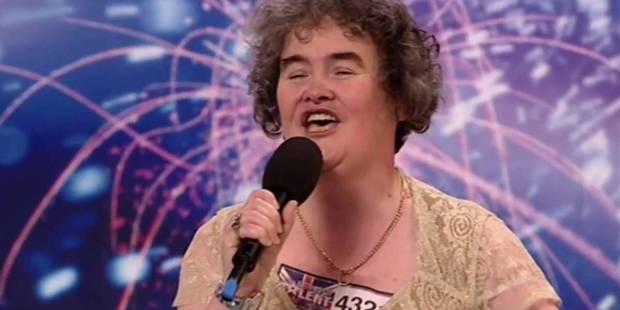 Susan Boyle agressée par 15 individus - La DH