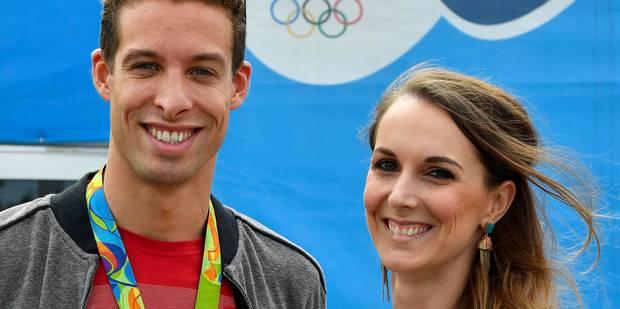 Pieter Timmers, médaillé d'argent aux JO de Rio, papa d'une petite fille (PHOTO) - La DH