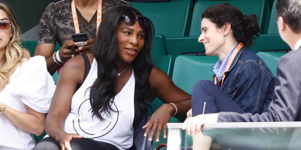 Serena Williams pose nue et enceinte pour Vanity Fair (PHOTO) - La DH