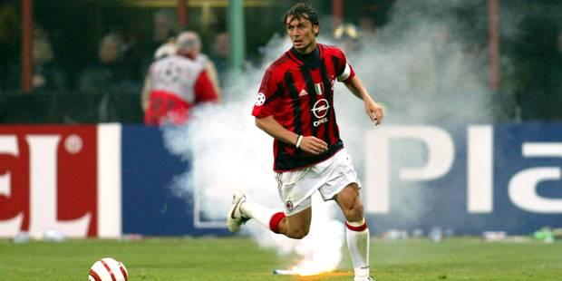 Les débuts difficiles de Paolo Maldini au tennis - La DH