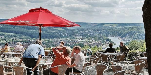 Namur: Le tourisme stable malgré les chantiers et retards - La DH