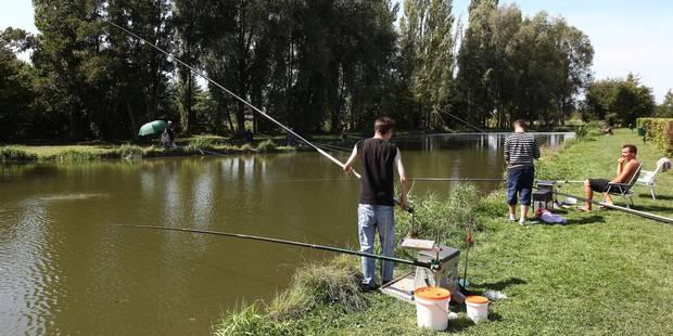 Boussu: les malfrats ont volé du matériel de pêche à Braine-le-Comte - La DH