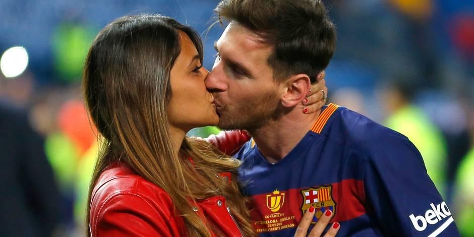 Messi épouse la discrète Antonella, son amour d'adolescence