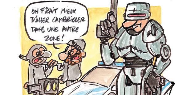 Orne-Thyle : une police équipée et efficace ! - La DH