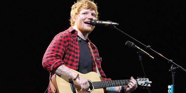 Ed Sheeran, Indochine, Slimane, etc.: une pluie de gros concerts prévue en 2018 - La DH