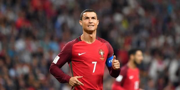 Cristiano Ronaldo quitte la Seleçao pour accueillir ses jumeaux - La DH