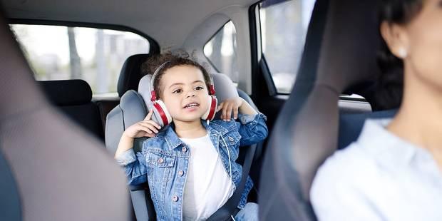 Comment occuper ses enfants en voiture lors de longs trajets ? - La DH
