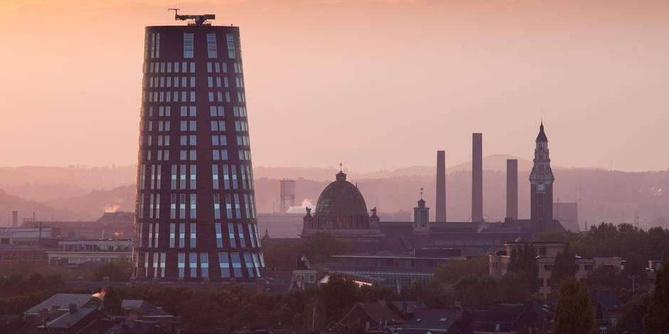 Charleroi : plus de taxes, mais moins de rentrées d'argent - La DH