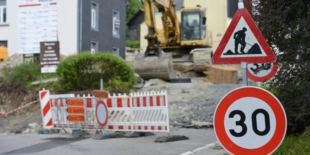 Anseroeul : Une pluie de chantiers à venir - La DH