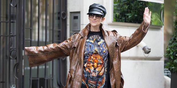 Céline Dion ose des looks... surprenants - La DH