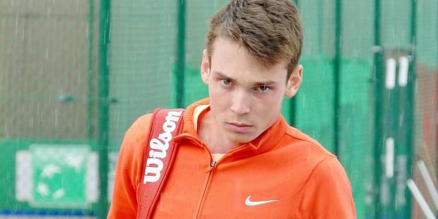 Tennis: Stop ou encore pour Victor Poncelet ? - La DH