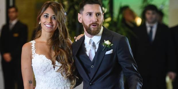 Du beau monde au mariage de Lionel Messi et Antonella (PHOTOS + VIDEOS) - La DH