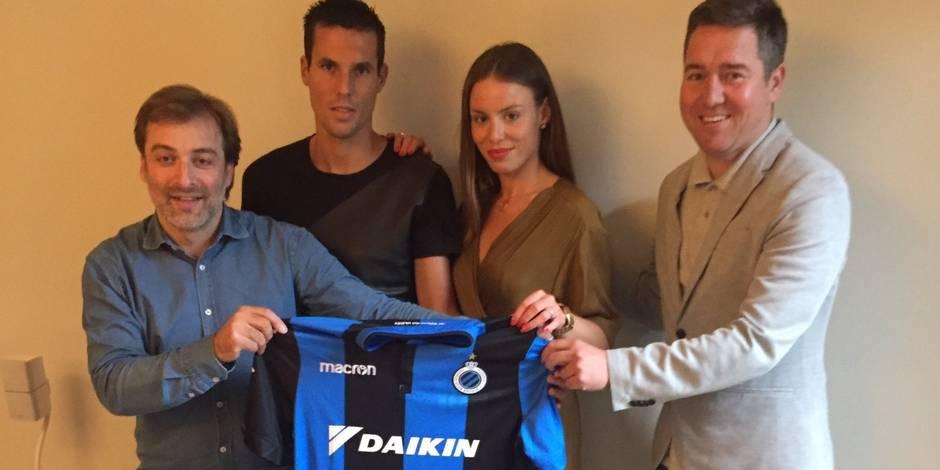 Perbet : Charleroi ne pouvait pas faire le poids face au Club