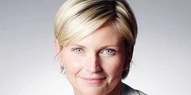 Waterloo : Florence Reuter candidate à sa propre succession - La DH