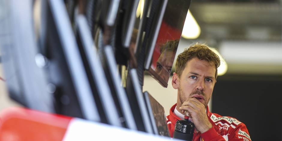 Le Tribunal International de la FIA n'a pas aggravé la sanction de Vettel