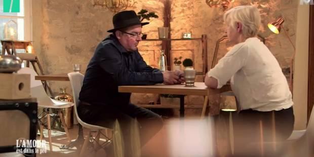 """L'Amour est dans le Pré: Roland obsédé par sa """"zigounette"""" ? (VIDEO) - La DH"""