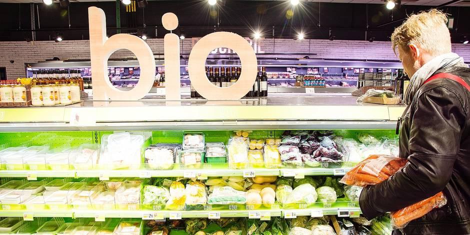 Le bio a le vent en poupe: hausse de 12 % des ventes de ces produits ! - La DH