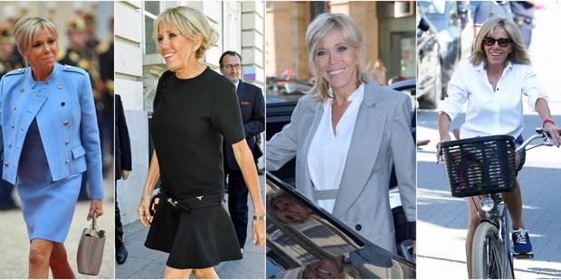 Mais qu'est-ce qui fait courir Brigitte Macron ? - La DH