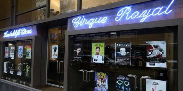 Bruxelles-Ville: Une solution temporaire pour le Cirque royal - La DH