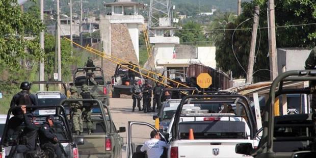 28 personnes décèdent lors d'une mutinerie dans une prison au Mexique - La DH