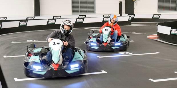 Le karting de Wavre a besoin d'un nouveau permis - La DH