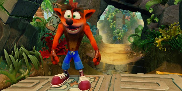 Crash Bandicoot N'Sane Trilogy : un tourbillon de bonheur - La DH