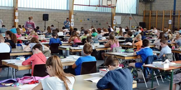 Les écoles sauvent la moitié des recalés du CEB, le taux de réussite passe de 85% à 92% - La DH