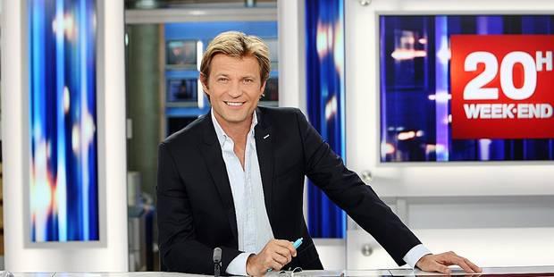 Laurent Delahousse abandonne le 13 heures sur France 2 - La DH
