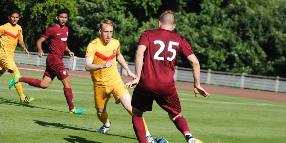Tubize s'incline en amical face à Metz (2-0)