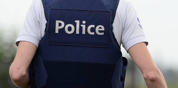 Des mendiants évacués de force par la police dans le centre de Namur (VIDEO) - La DH