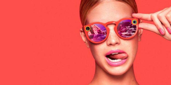On a essayé les lunettes connectées de Snapchat - La DH