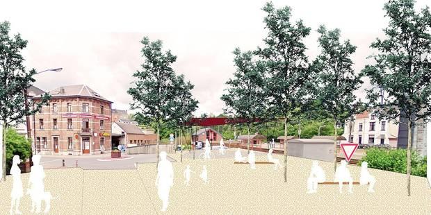 Mont-Saint-Guibert : la rénovation urbaine bat son plein - La DH