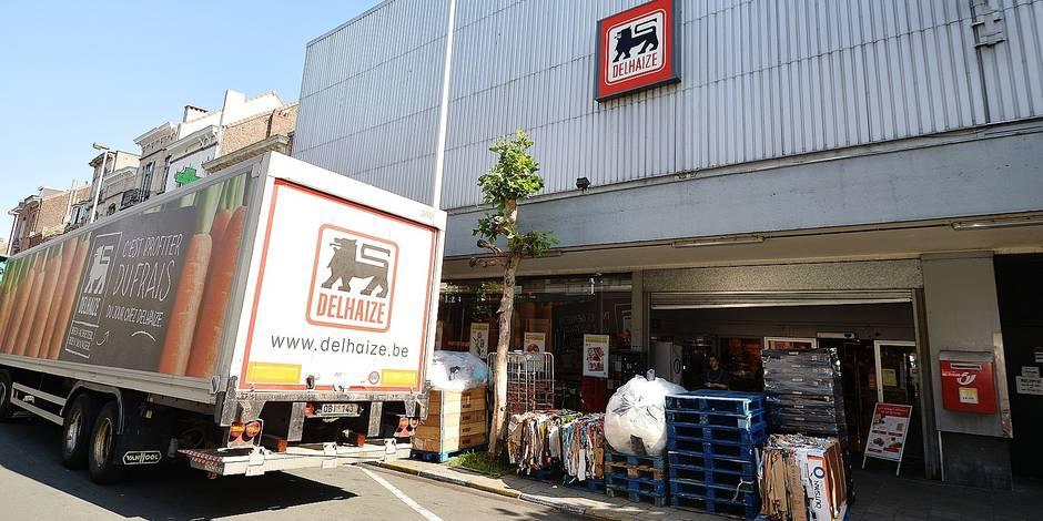 """Delhaize fait payer une formation à ses chauffeurs: """"Il y a des limites entre commerçants à ne pas dépasser"""""""