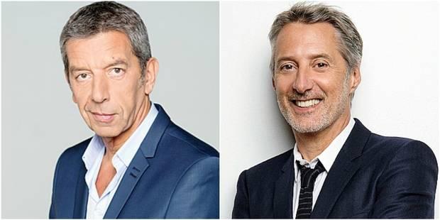 Mercato médias en France: Antoine de Caunes sur France Inter, Michel Cymes devient acteur - La DH