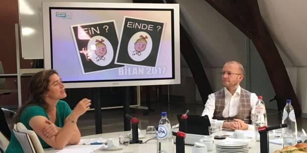 Ecolo-Groen sélectionne les livres de vacances des ministres bruxellois - La DH