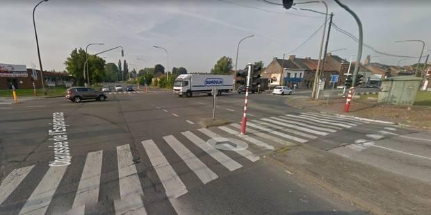 Motard dans un état critique après un accident grave à Quaregnon - La DH