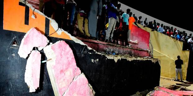 Un mouvement de foule fait huit morts dans un stade à Dakar - La DH