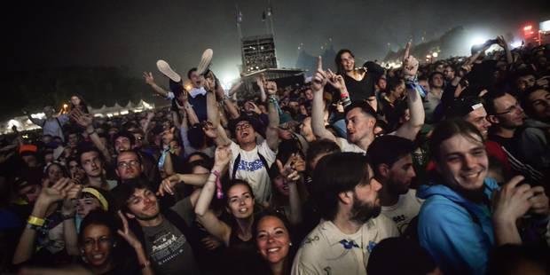 Record absolu pour le Dour Festival 2017 avec 242.000 festivaliers - La DH