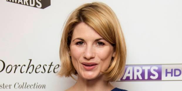 """Le nouveau personnage de la série culte britannique """"Doctor Who"""" est une femme - La DH"""