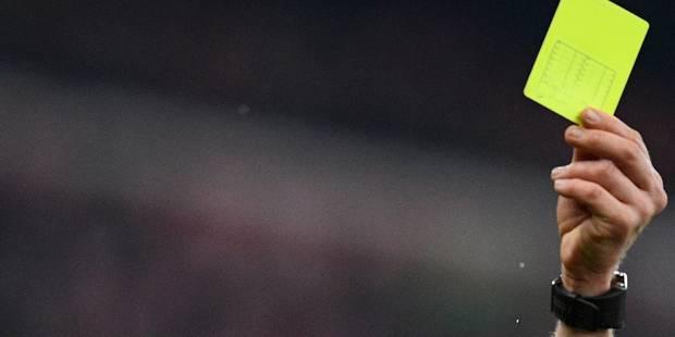 Port de la casquette, penaltys, offenses verbales... Ces 94 règles qui vont être adaptées en Jupiler Pro League la saiso...