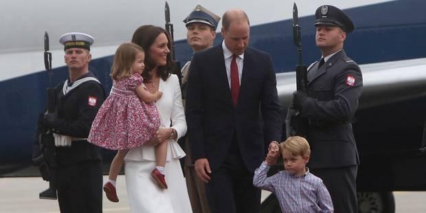 George et Charlotte en voyage en Pologne - La DH