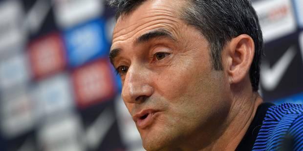 """Ernesto Valverde, nouveau coach du Barça: """"Soulagé de ne plus devoir affronter Messi"""" - La DH"""