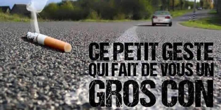 """""""Ce petit geste qui fait de vous un gros con"""": la campagne sans filtre des pompiers français après des incendies accidentels"""