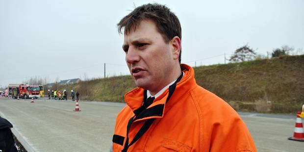 Olivier Lowagie, pompier corps et âme - La DH