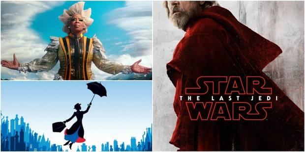 Star Wars, A Wrinkle in Time, Mary Poppins Returns: Disney envoie du lourd pour les deux années à venir - La DH