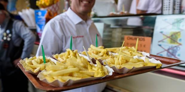 La culture du fritkot reconnue au patrimoine immatériel de la Belgique - La DH