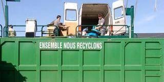 Beauraing: près de 300.000 euros pour le recyparc - La DH