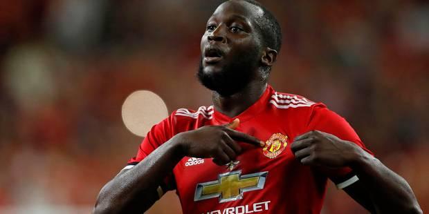Manchester United domine un derby historique au cours duquel Lukaku a de nouveau marqué - La DH